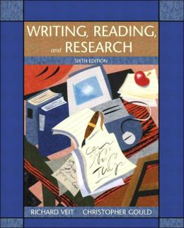 Writing, Reading, and Research