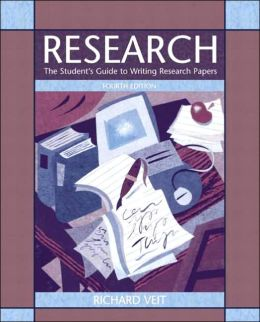 Research: Study Guide to Writing Research Papers