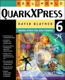Real World QuarkXPress 6