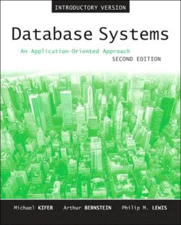 Database Systems: An Application-Oriented Approach, Introductory Version