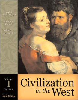 Civilization in the West, Volume I