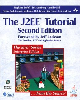 The J2EE Tutorial (The Java Series)