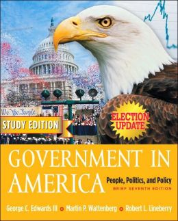 Government in America: People, Politics and Policy, Brief Study Edition, Election Update
