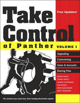 Take Control of Panther: Volume 1