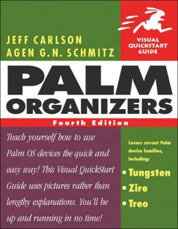 Palm Organizers: Visual QuickStart Guide