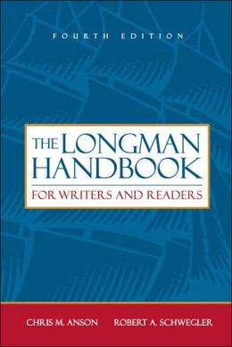 The Longman Handbook for Writers and Readers with MyCompLab