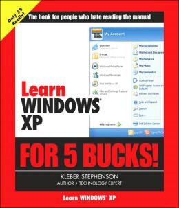 Learn Windows XP for 5 Bucks