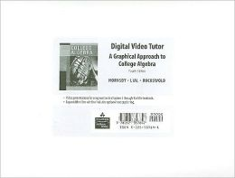 A Digital Video Tutor with Optional Captioning for Graphical Approach to College Algebra