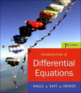 Fundamentals of Differential Equations