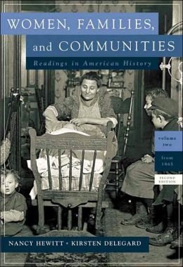 Women, Families and Communities, Volume II