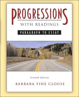 Progressions, with Readings