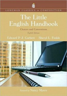 Little English Handbook: Choices and Conventions