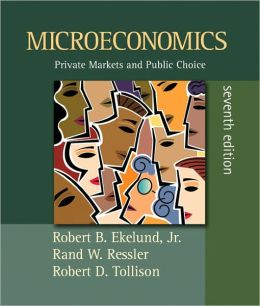 Microeconomics: Private Markets and Public Choice plus MyEconLab in CourseCompass plus eBook Student Access Kit