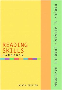 Reading Skills Handbook (with MyReadingLab)