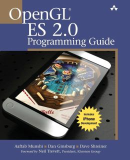 Open GL ES 2.0 Programming Guide (OpenGL Series)