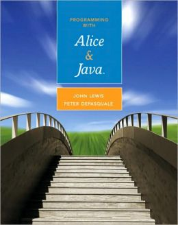 Programming with Alice and Java [With CDROM]
