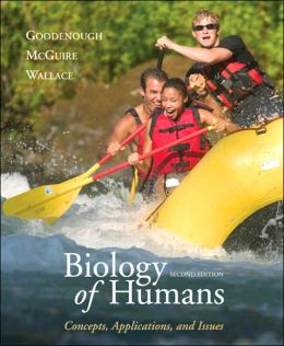 Biology of Humans: Concepts, Applications, and Issues with CDROM