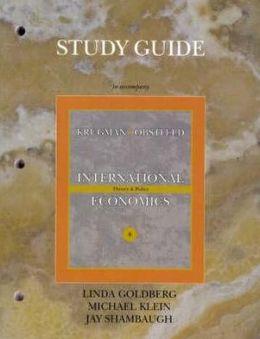 International Economics - Study Guide