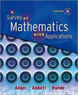 Survey of Mathematics With Application -Expanded Edition-Pkg.