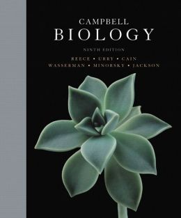 Campbell Biology with MasteringBiology / Edition 9 by Jane B