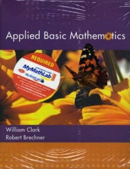 Applied Basic Mathematics [With Access Code]