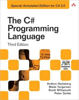 The C# Programming Language, 3rd Edition (Microsoft .net Development Series)