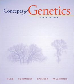 Concepts of Genetics - With Student Handbook and Solution