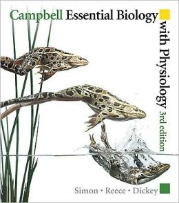 Campbell Essential Biology with Physiology [With Study Card]