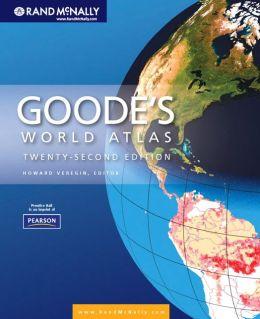 Goode's World Atlas