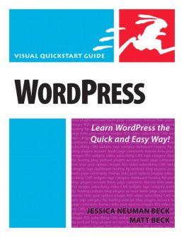 WordPress (Visual QuickStart Guide Series)