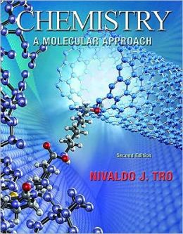 Chemistry: A Molecular Approach with MasteringChemistry