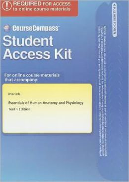 CourseCompass -- Access Card -- for Essentials of Human Anatomy and Physiology