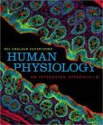 Book Cover Image. Title: Human Physiology:  An Integrated Approach, Author: Dee Unglaub Silverthorn
