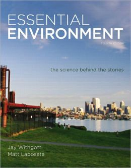 Essential Environment: The Science behind the Stories with MasteringEnvironmentalScience