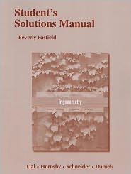 Student's Solutions Manual for Trigonometry