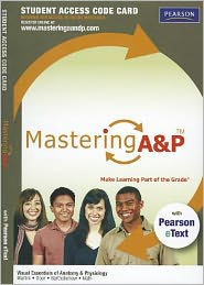 MasteringA&P with Pearson eText -- Standalone Access Card -- for Visual Essentials of Anatomy & Physiology