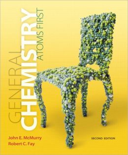 General Chemistry: Atoms First Plus MasteringChemistry with eText -- Access Card Package