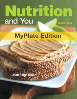 Nutrition and You with 2010 Dietary Guidelines, DRIs and MyPlate Update Study Card