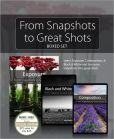 Book Cover Image. Title: Snapshots to Great Shots, Special Barnes & Noble Boxed Set, Author: Peachpit Press