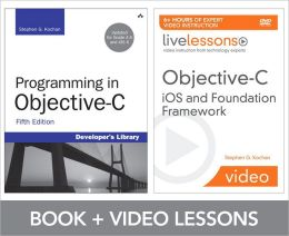 Objective-C LiveLessons (Video-Book Bundle)