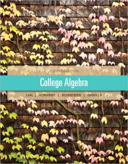 College Algebra Plus MyMathLab -- Access Card Package