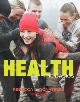 Health: The Basics with MyHealthLab