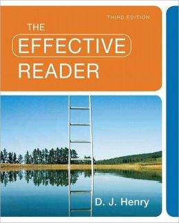 Effective Reader, The (with NEW MyReadingLab with Pearson eText Student Access Code Card)