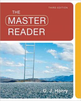 Master Reader, The (with NEW MyReadingLab with Pearson eText Student Access Code Card)