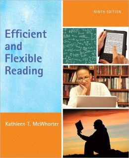 Efficient and Flexible Reading (with NEW MyReadingLab with Pearson eText Student Access Code Card)