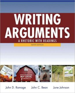 Writing Arguments: A Rhetoric with Readings with NEW MyCompLab Student Access Card