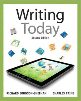 Writing Today with NEW MyCompLab with eText -- Access Card Package