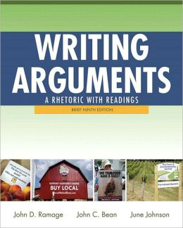 Writing Arguments: A Rhetoric with Readings, Brief Edition, with NEW MyCompLab Student Access Code Card