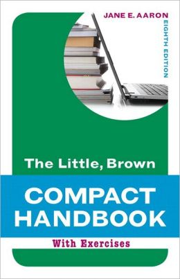 Little, Brown Compact Handbook with Exercises, The, with NEW MyCompLab Student Access Code Card