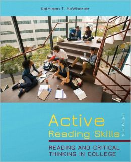 Active Reading Skills: Reading and Critical Thinking in CollegePlus NEW MyReadingLab with eText -- Access Card Package